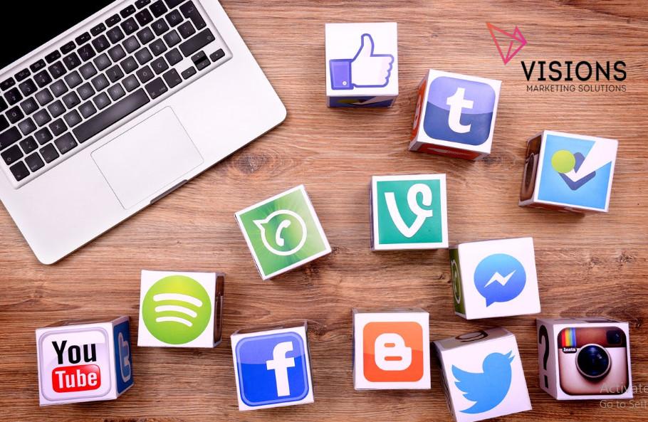 كيف تدير حساباتك على منصات التواصل الاجتماعي